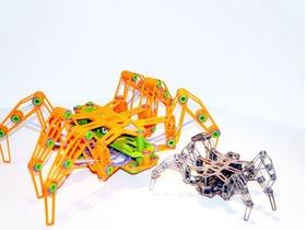 蜘蛛漫游者机器人玩具